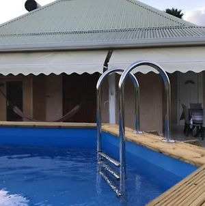 Villa With 3 Bedrooms In Sainte Anne With Private Pool Enclosed Garden And Wifi 500 M From The Beach photos Exterior
