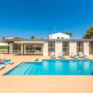 Villa In Cala'N Blanes Sleeps 8 With Air Con And Wifi photos Exterior