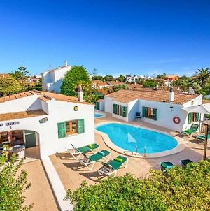 Villa In Cala'N Blanes Sleeps 10 With Pool Air Con And Wifi photos Exterior