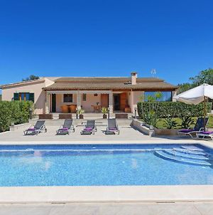 Villa In Port D'Alcudia Sleeps 8 With Pool Air Con And Wifi photos Exterior