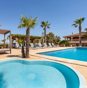 Villa In Can Picafort, Located In The Countryside, Near The Beach, Has 5 Bedroom photos Exterior