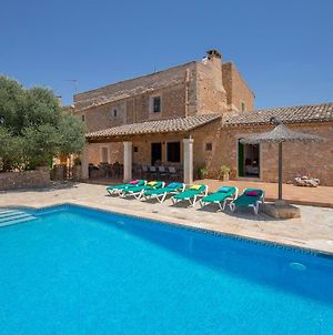 Villa Closer Felanitx Town For 9 People With Private Pool And Wifi Internet photos Exterior