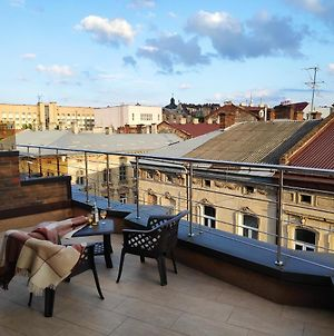 Large Terrace Apartments In Old City photos Exterior