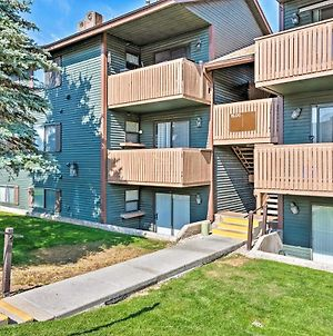Park City Condo With View - Walk To Shops And Dining photos Exterior