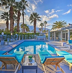 Stunning Palm Springs Escape With Epic Outdoor Oasis photos Exterior