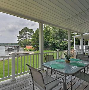 Lake Hamilton Getaway With Boat Ramp And Dock! photos Exterior