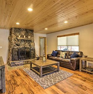 Cozy Cabin With Large Yard, 6 Mi To Lake Tahoe! photos Exterior