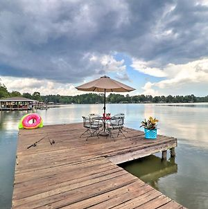 Eatonton Home With Dock And Lake Sinclair Views! photos Exterior