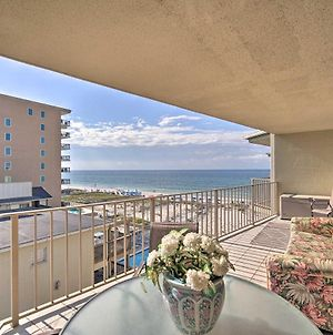 Oceanfront Condo With Private Boardwalk & Pools photos Exterior