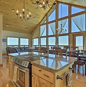Private Hilltop Home With Expansive View & Grill photos Exterior