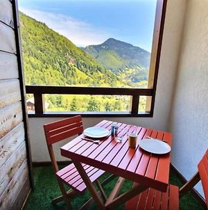 Apartment With One Bedroom In Saint Jean D'Aulps With Wonderful Mountain View Shared Pool And Balcony 100 M From The Slopes photos Exterior