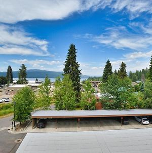 Payette Lake Penthouse - Downtown Mccall - Amazing Views Of Payette Lake - Air Conditioning photos Exterior