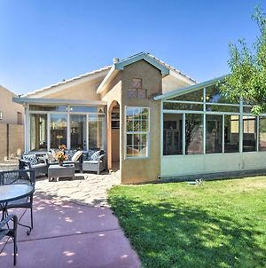 Nice Family Home With Sunroom, 12 Mi To Old Town photos Exterior