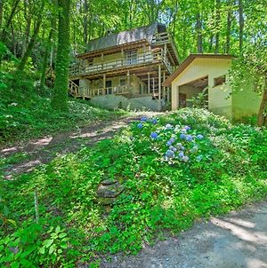 Mountain Cabin With Lake View And Garage Parking! photos Exterior