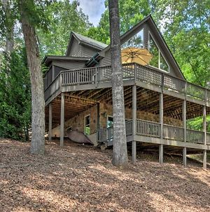 Spacious Family Retreat Steps To Lake Keowee photos Exterior