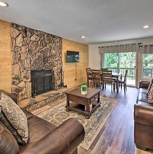 Quiet Lake Arrowhead Retreat With Large Deck! photos Exterior
