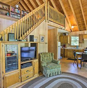 Cabin With 5 Private Acres, Grill And Seasonal Gazebo! photos Exterior