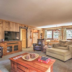 Lake Tahoe Cabin With Hot Tub, Yard & Fireplace! photos Exterior