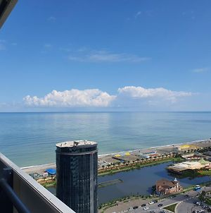 Batumi Orbi City Beach Studio Apartment photos Exterior