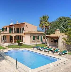 Cala Ferrera Villa Sleeps 6 With Pool Air Con And Wifi photos Exterior
