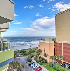 Beach Condo With Balcony And Pool, Steps To Shore photos Exterior