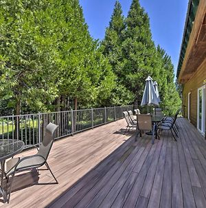 Secluded Mtn Home With Large Deck, Fireplace! photos Exterior