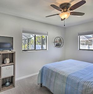 Sleek Updated House With Lanai Less Than 10 Min From Downtown! photos Exterior