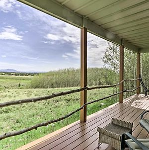 Warm Springs Cabin With 2 Private Acres, Trails photos Exterior