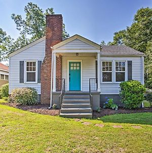 Luxe Updated Greenville Home With Yard Near Downtown! photos Exterior