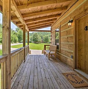 Pet-Friendly Cabin With Wifi In Daniel Boone Nf photos Exterior