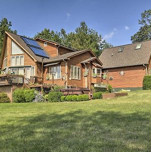 Hilltop Gerrardstown Home With Mtn View & Deck! photos Exterior