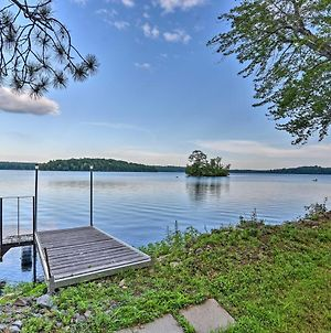 Life On The Lake With Private Dock & Fire Pit! photos Exterior