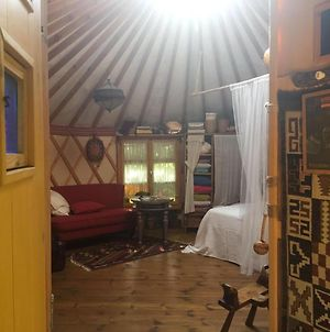 The Yurt In Abirim photos Exterior