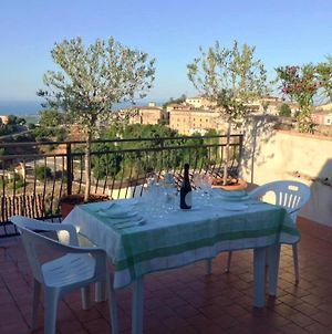 House With 2 Bedrooms In Rossano With Wonderful Sea View And Furnished Terrace 3 Km From The Beach photos Exterior