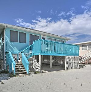 Beachfront Fort Myers Cottage With Deck And Ocean Views photos Exterior