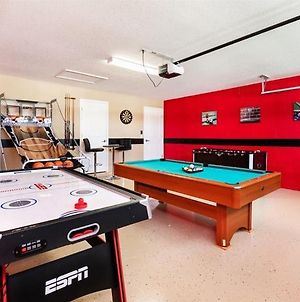 New Bethel Orlando Villa With Pvt Pool Jacuzzi, Game Room And Close To Disney photos Exterior