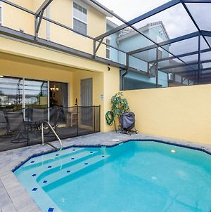 Luxury Town Home With Pvt Pool In Resort Near Disney photos Exterior