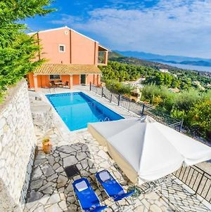 Agios Stefanos Sinion Villa Sleeps 6 With Pool Air Con And Wifi photos Exterior