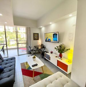 Luxury Modern Duplex Apt In Poblado photos Exterior
