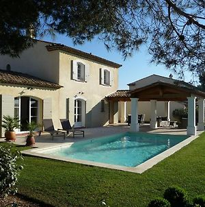 Villa With 4 Bedrooms In Mallemort With Private Pool Enclosed Garden And Wifi photos Exterior