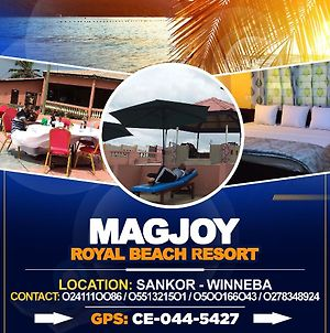 Magjoy Royal Beach Resort photos Exterior