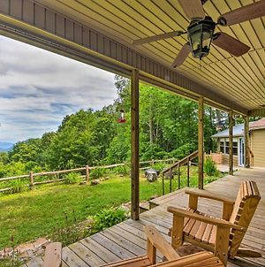 Peaceful Mountain Hideaway On 6 Scenic Acres! photos Exterior
