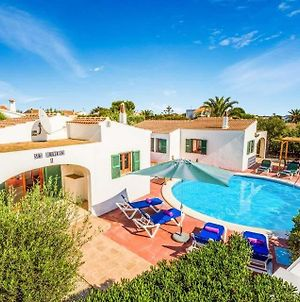 Cala'N Blanes Villa Sleeps 10 With Pool Air Con And Wifi photos Exterior