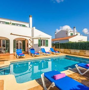 Villa In Cala'N Blanes Sleeps 6 With Pool Air Con And Wifi photos Exterior