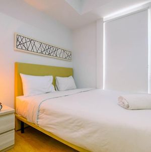 Modern Style Studio Apartment At Azalea Suites With City View By Travelio photos Exterior