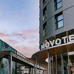 Novotel Angers Centre Gare photos Exterior