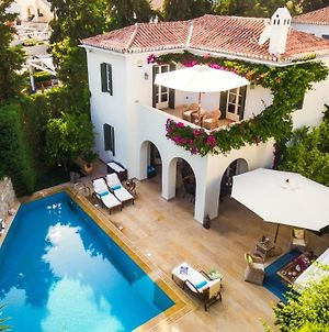 Villa With 6 Bedrooms In Spetses, With Private Pool, Enclosed Garden And Wifi photos Exterior
