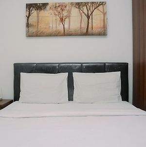 Good And Comfy Studio Room At Green Bay Pluit Apartment By Travelio photos Exterior