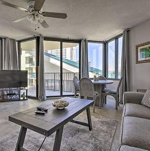 Newly Renovated Oceanfront Resort Condo With View! photos Exterior