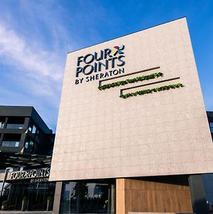 Four Points By Sheraton Prishtina City photos Exterior